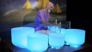 Quartz Crystal Bowl Meditation With Mel Zabel