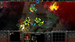Warcraft 3: Legends of Arkain (Second Human Book) 13 - The Red Night (Part 1)