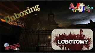 Lobotomy : Unboxing & Présentation