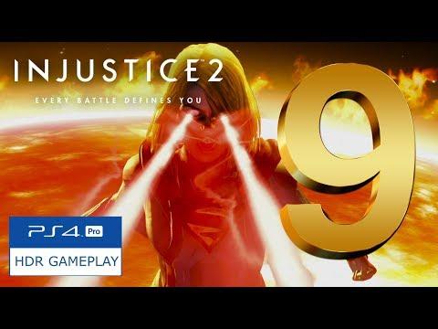 INJUSTICE 2 ANALISIS Review PS4 Pro en 4K