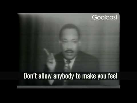 Know thyself   Martin Luther King
