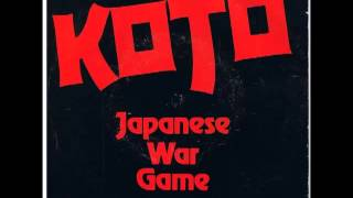[BB7008] Koto - Japanese War Game (1984) Beat Box 7""