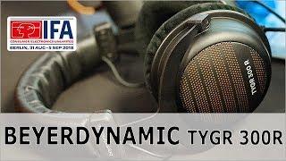 beyerdynamic TYGR 300R Gaming Headset vorgestellt