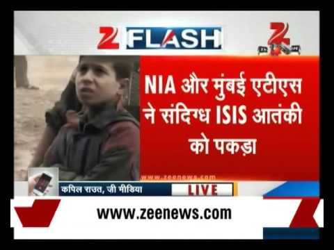 Suspected ISIS agent arrested from Mumbra, Thane in Mumbai