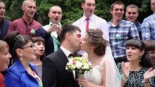 Ирина и Александр. Поздравляем с первой годовщиной свадьбы!