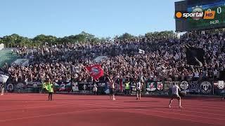 Фото Агитката на Локо (Пд) на финала срещу ЦСКА-София