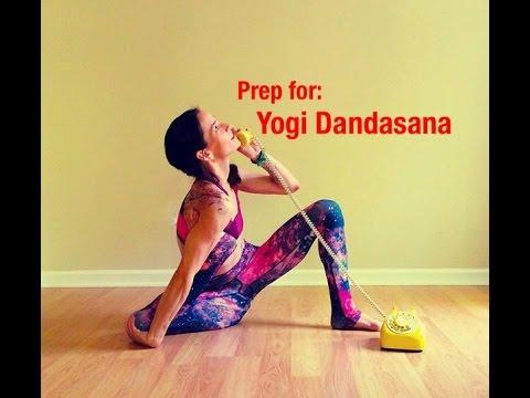 Yogi Dandasana Tips