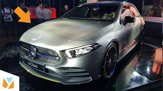 New Mercedes-Benz A-Class First Look