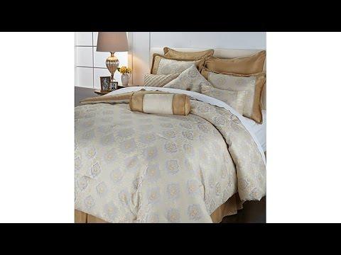 Highgate Manor Granada 10piece Comforter Set  Gold