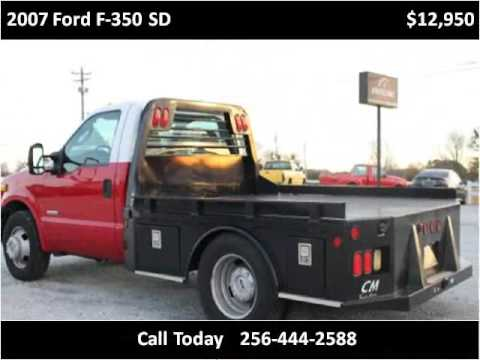 2007 Ford F-350 SD Used Cars Athens AL
