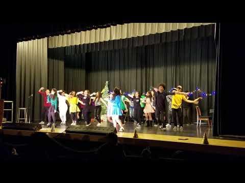 Oakland High School Holiday Glee Show 2017