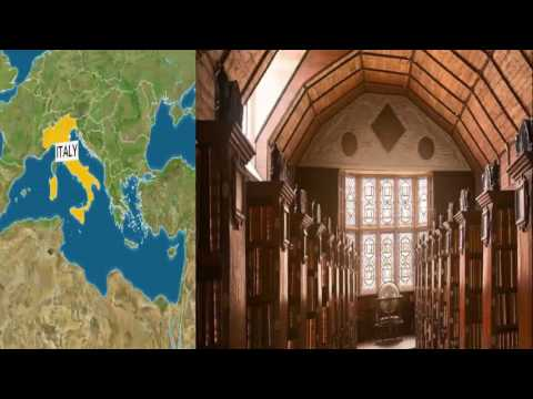 Shhh! Immerse yourself in the world's most exquisite libraries