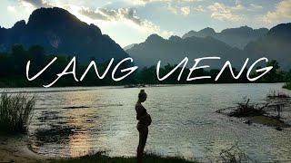 Vang Vieng Laos Blue Lagoon No. 2