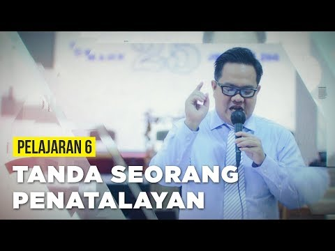 Tanda Seorang Penatalayan   Sekolah Sabat Dewasa Pelajaran 6   Triwulan 1 2018