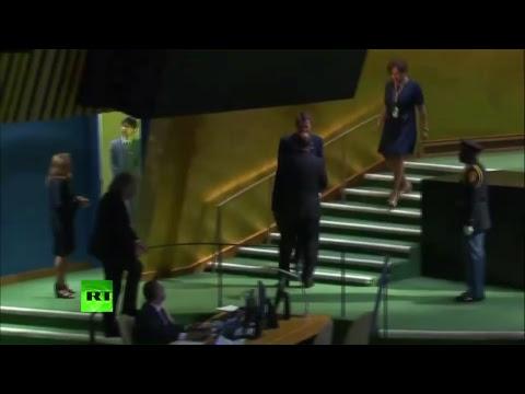 EN DIRECT : Assemblée générale de l'ONU : Donald Trump prend la parole