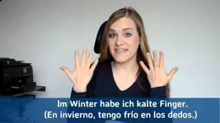 aprender alemn comprensin oral el invierno en alemania a1