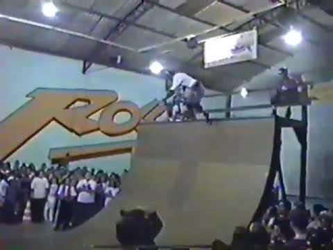 Chris Edwards No Brasil (parte 2)