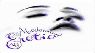 Madonna - Erotica (Album Version)