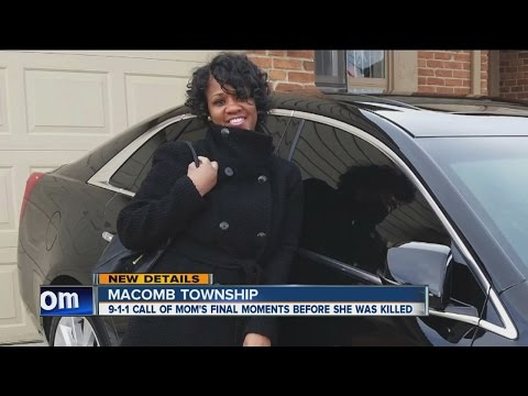 911 call released in Macomb Township murder