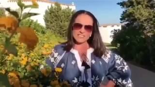 Видеоприглашение от С.Ротару на празднование Дня независимости Молдовы 2017