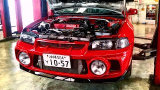 HOW TO: MITSUBISHI EVO 4G63 ENGINE CLEAN