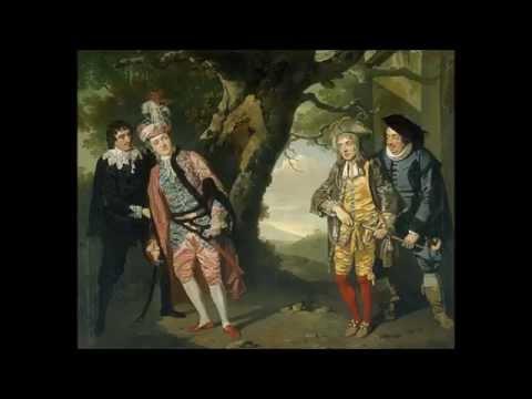 H. W. Henze - Royal Winter Music II - I Sir Andrew Aguecheek (Jerzy Chwastyk - Guitar)