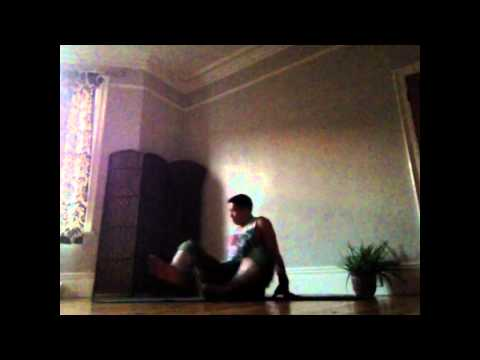 Part 1- Basic Forrest Yoga Warm Up for Sequencing Exercise