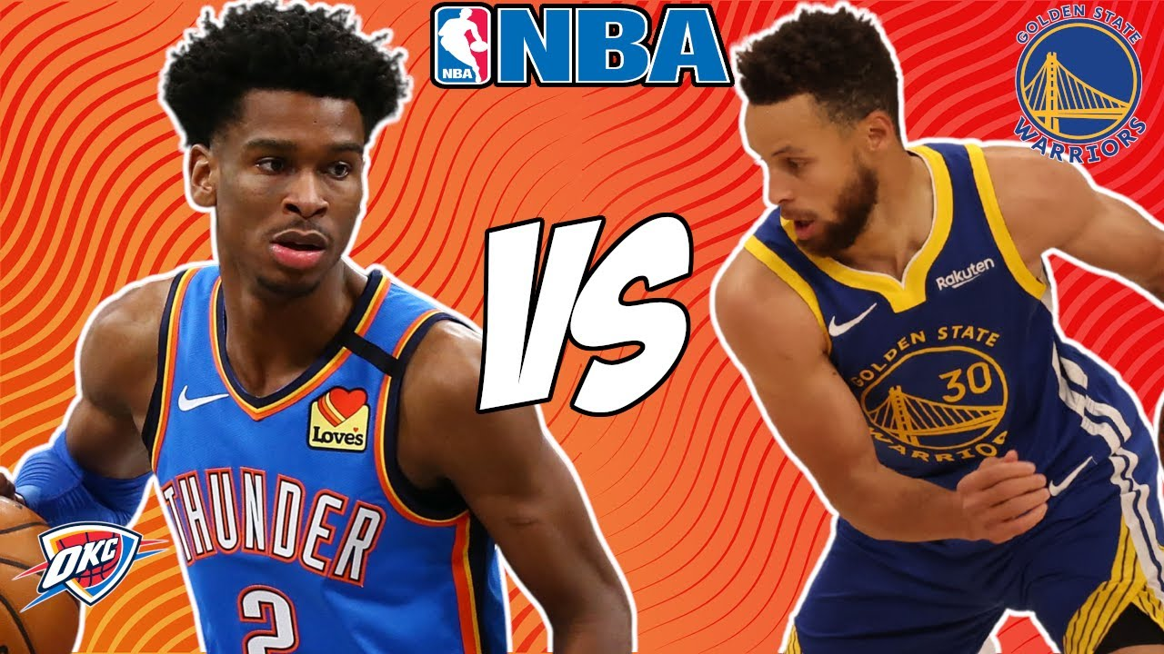 Game Preview: Warriors at Thunder - 10/26/21