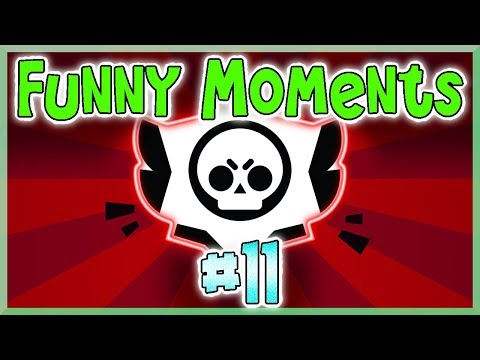 New Brawl Stars LOL, Funny Moments with Fails and Trolls Gameplay #11!!