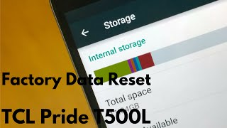 Download - How To Factory Reset Bypass Lock Screen TCL LX video