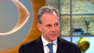 New York attorney general on how he's fighting Trump's travel ban