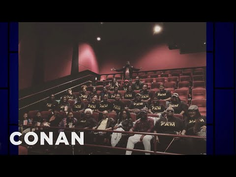 Conan vs. Lil Rel Howery's Funny & Supportive Family