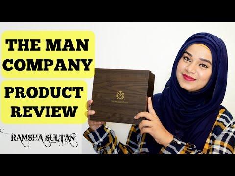 The Man Company | Men's Grooming Brand in India | Ramsha Sultan