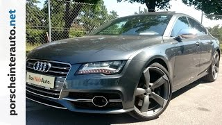 Audi S7 Sportback 4.0 TFSI ►► 421 HP