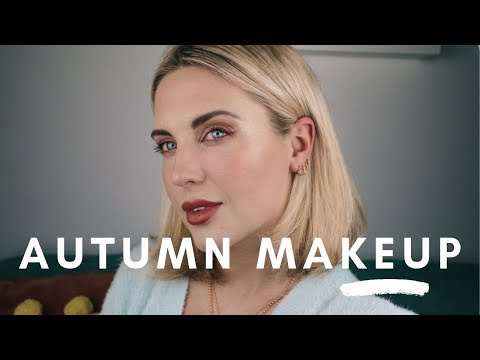 TONAL AUTUMN MAKEUP + ALL NEW MAKEUP || STYLE LOBSTER
