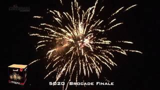Showtime - 5020 - Brocade Finale