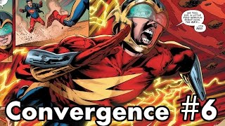 Convergence #6 Review/Recap.  Pick A Side.