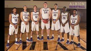 MIAA Men\'s Basketball: Calvin at Albion