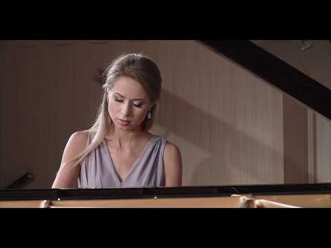 J. S. Bach Prelude and Fugue in G sharp minor BWV 863 DWK I, Anna Lipiak