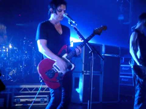 Placebo live at Joy Eslava, Madrid - Post Blue