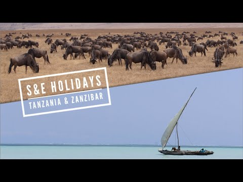 S&E Tanzania & Zanzibar - Safari & Beach 2016 - Full HD