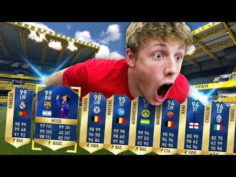 Thumbnail: THE LUCKIEST TOTS PACK OPENING EVER!!! - FIFA 17