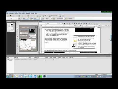 Dokumentenverwaltung mit Google Drive Cloud und Omnipage 18 (Scan to Google Drive)