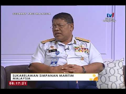 SPM 2017- PASUKAN SUKARELAWAN SIMPANAN MARITIM MALAYSIA [17 JAN 2017]
