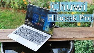 chuwi Hibook PRO - Обзор