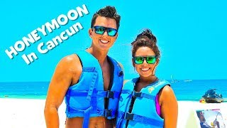 HONEYMOON in CANCUN! Excellence Playa Mujeres ALL INCLUSIVE!