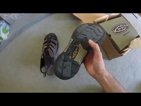 New #KEEN Sandals Replaces 2 Year Old Pair ��