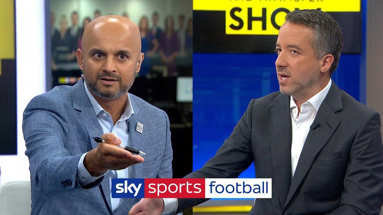 Messi transfer saga causes HEATED studio debate! ? ?    The Transfer Show