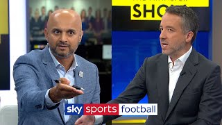 Messi transfer saga causes HEATED studio debate! 🍿 👀  | The Transfer Show