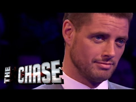 The Celebrity Chase - Boyzone's Keith's Duffy Flirts With The Governess